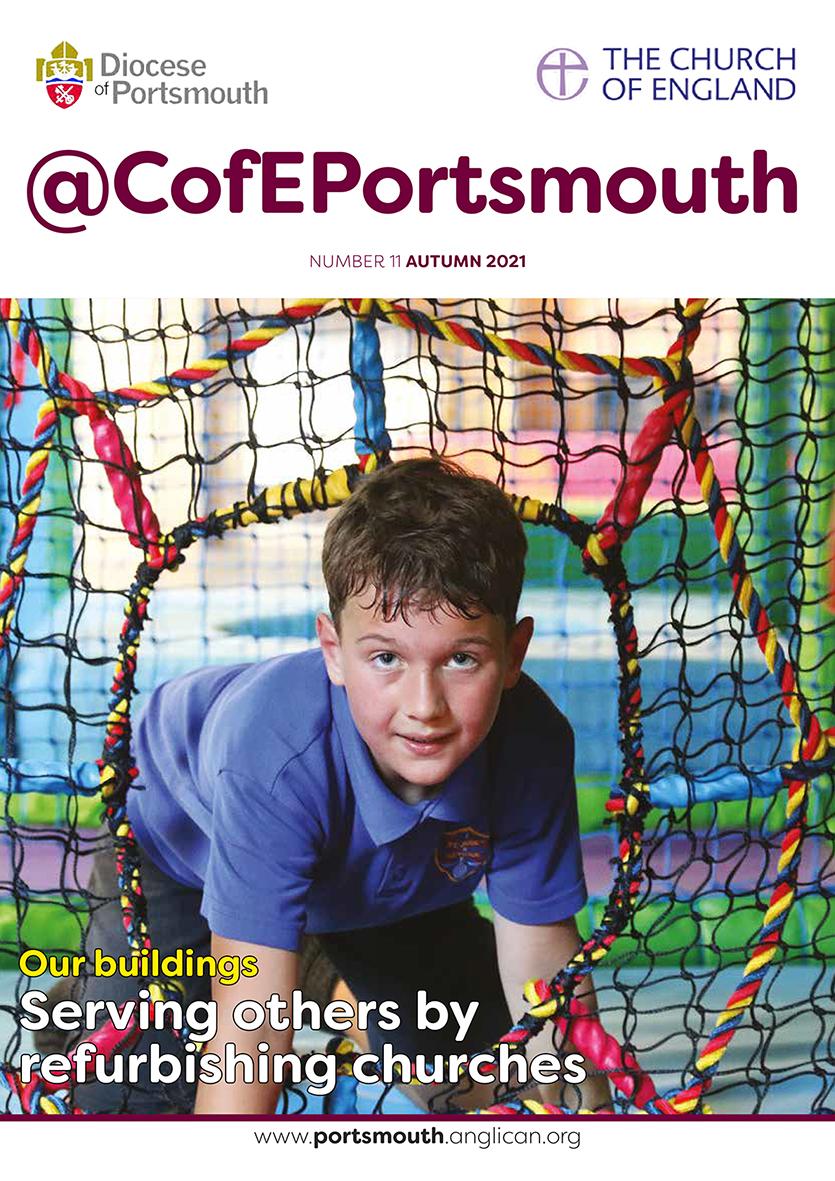 @CofEPortsmouth Magazine, March 2020