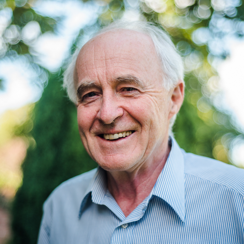 Speaker, David Morgan