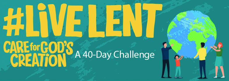 #LiveLent 2020 campaign