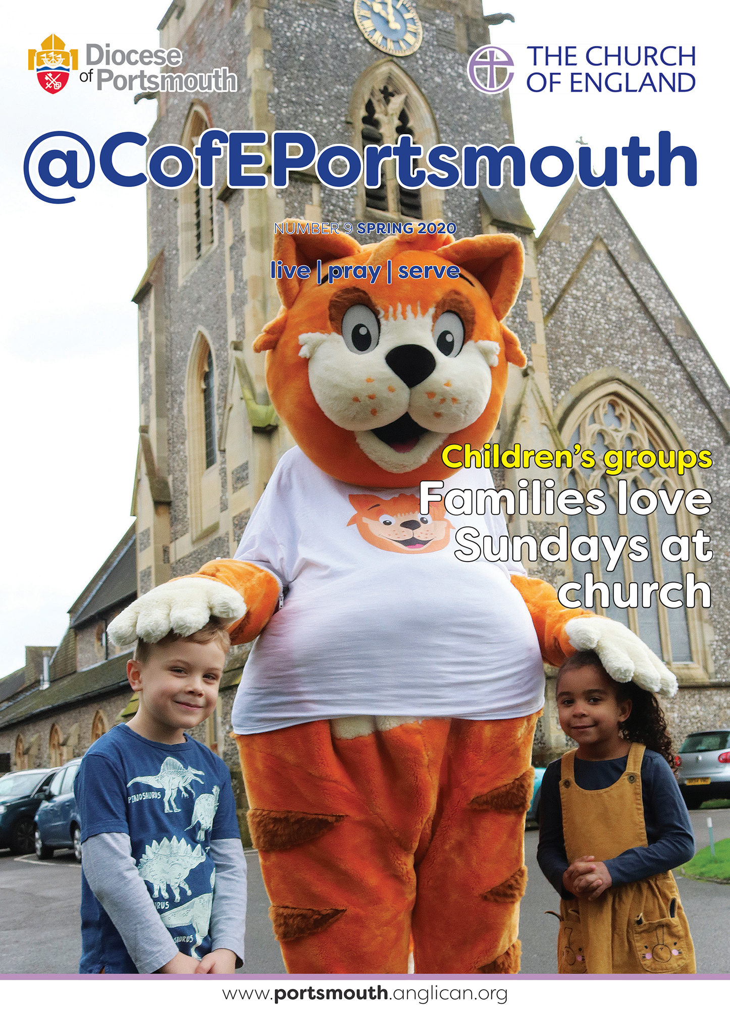 @CofEPortsmouth Magazine, March 2020