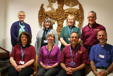 The Portsmouth Chaplaincy Team