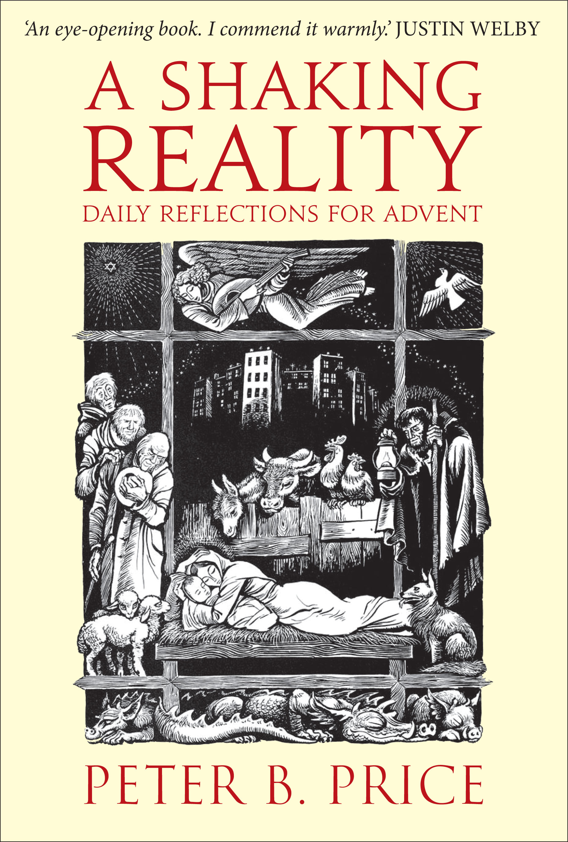 A Shaking Reality, by Bishop Peter Price