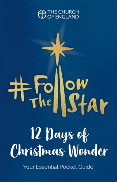 #FollowTheStar leaflet, pack of 10