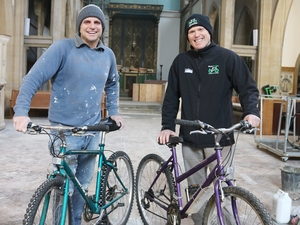 'Boris bike' scheme could be launched in refurbished church