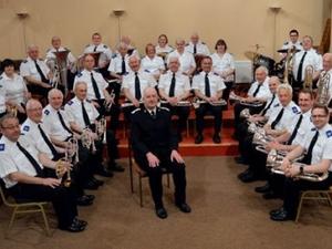 Solent Fellowship Band concert