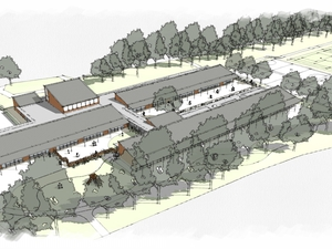 Work starts on new C of E school building