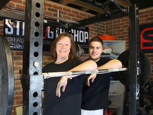 The powerlifting priest who tackled a new sport during lockdown