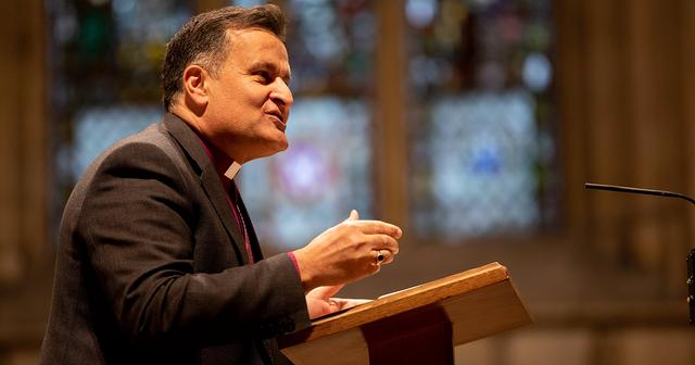 Bishop Jonathan Frost