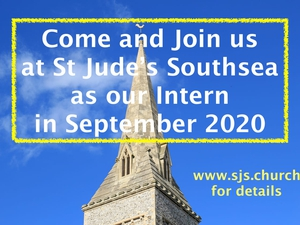 A Discipleship Year at St Jude's Southsea