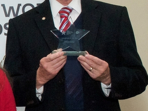 Chess enthusiast from Portsmouth wins national Christian youth work award