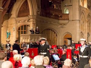 Royal Marine School of Music Concert