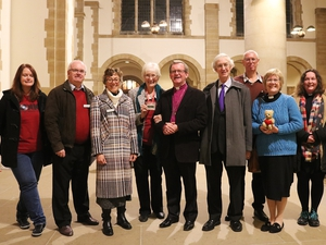 Mental health charities helped by bishop's appeal