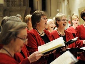 The Renaissance Choir, October performance