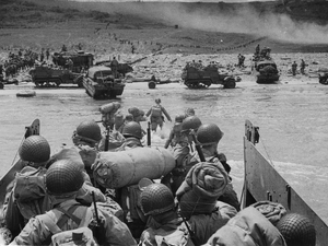 Worshippers to mark 75 years since D-Day