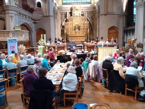 Harvest Service and Parish Harvest Supper