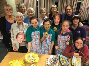 Young and old compete in Hayling Island bake-off