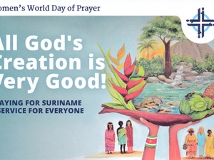 Stubbington & Lee Women's World Day of Prayer Service