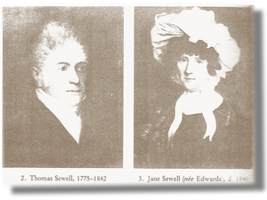 Talk: The Talented Children of Thomas Sewell
