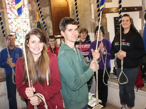 Church bells to ring out to remember the fallen