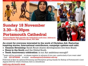 Stand Together for Christian Aid