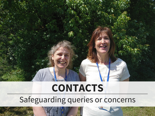 Safeguarding Contacts
