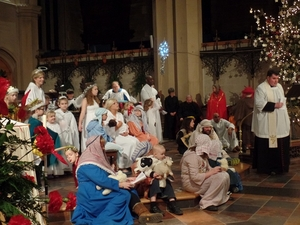 Christmas Weekend at St Mary's Portsea