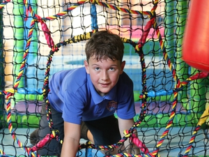Transformed church opens cafe and soft play area