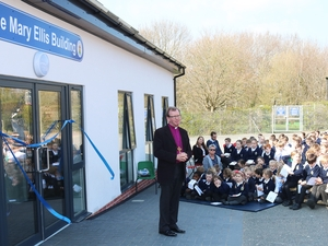School building named after wartime hero