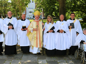 Ordination of Deacons 2021