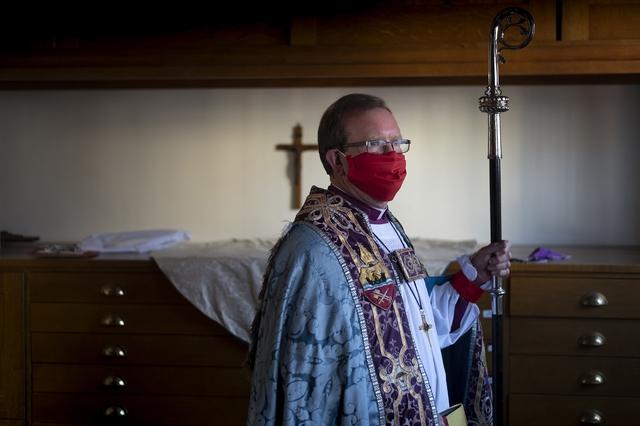 Bishop Christopher Foster