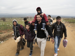 We can do more to help refugees fleeing from conflict