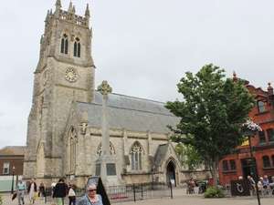 Lottery cash boost for Newport Minster