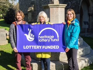 Lottery funding to honour the fallen