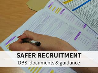 Safeguarding - Safer Recruitment