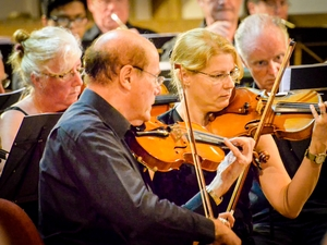 Concert by Portsmouth Philharmonic Orchestra
