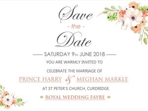 Royal Wedding Fayre - St Peter's, Curdridge