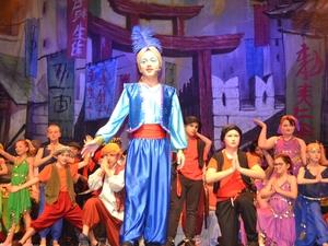 Aladdin Musical Extravaganza!