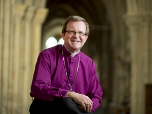 Bishop Christopher announces his retirement