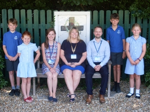School is 'outstanding' for Christian ethos