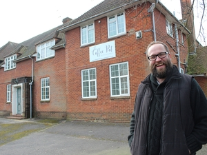 New church to serve incoming Bordon residents