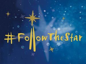 #FollowTheStar Messy Advent
